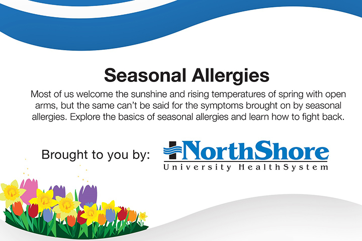 Seasonal Allergy Infographic
