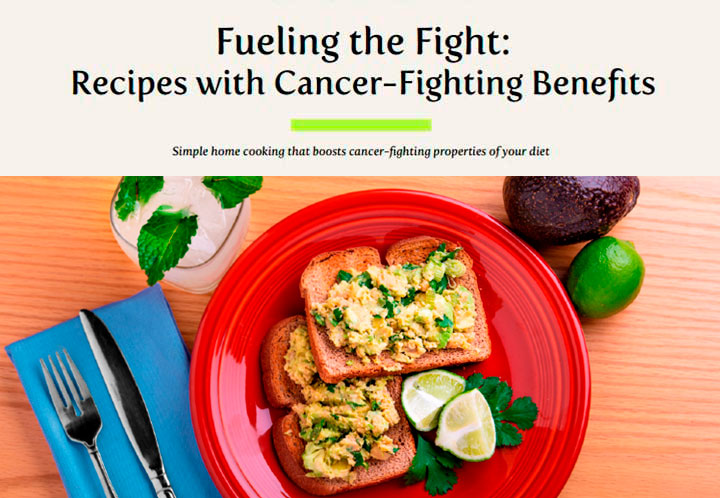 CancerFightingRecipes