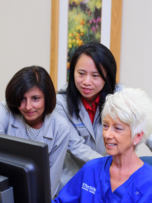 Primary Care team