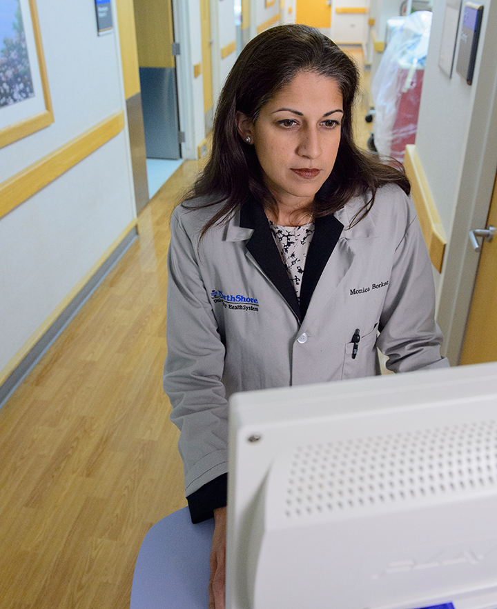 Dr. Monica Borkar takes you through the steps of a colonoscopy.