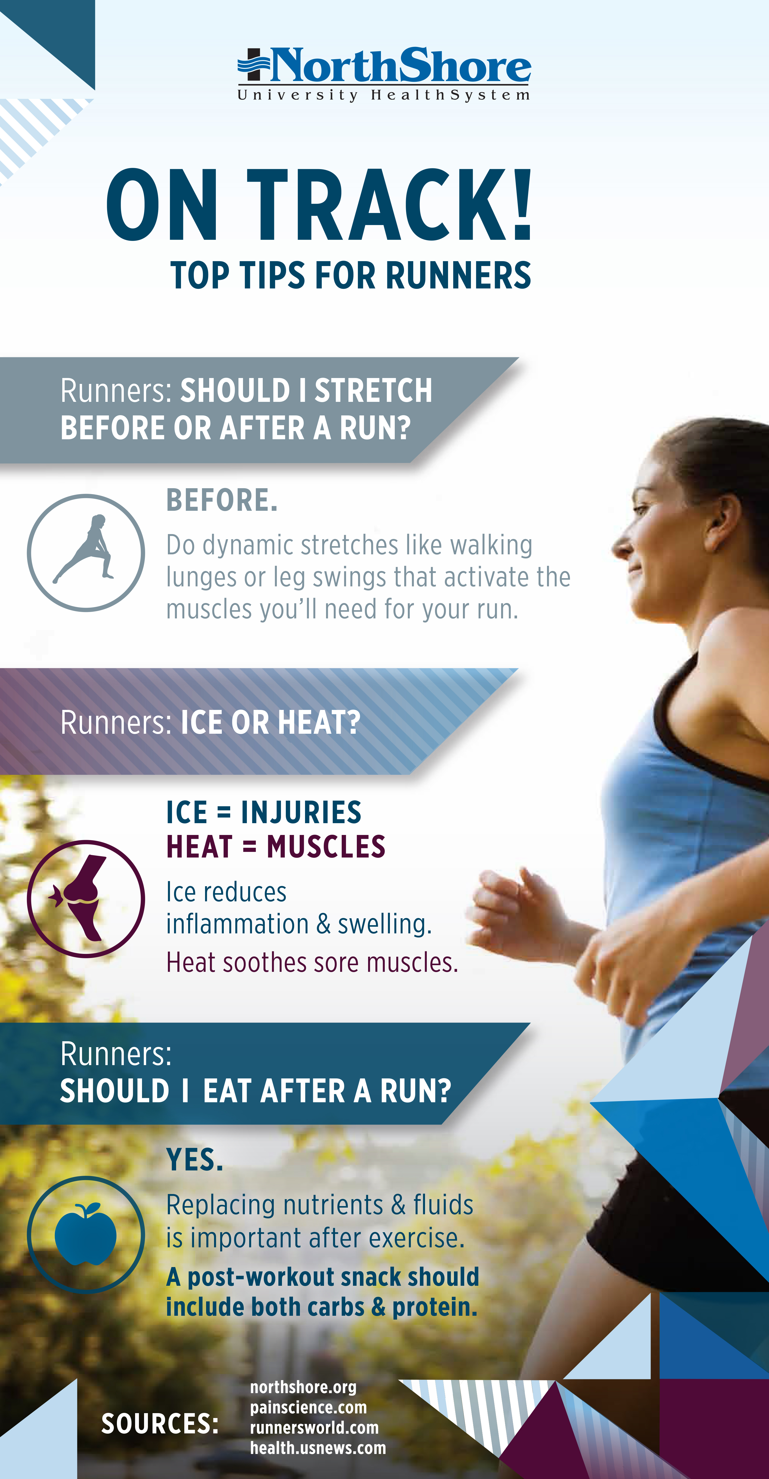 Running Tips For All Fitness Levels Northshore