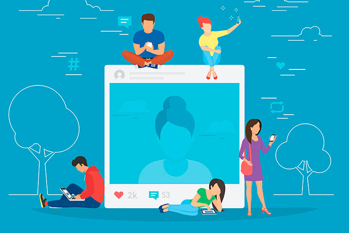 How Social Media Effects Teenagers' Mental Health | NorthShore