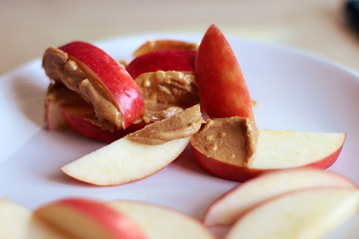 Apples and Peanut Butter
