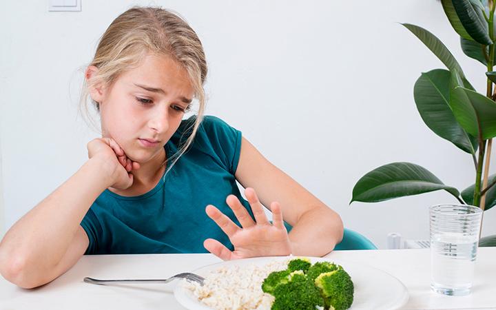 Trẻ kén chọn hay rối loạn ăn uống?