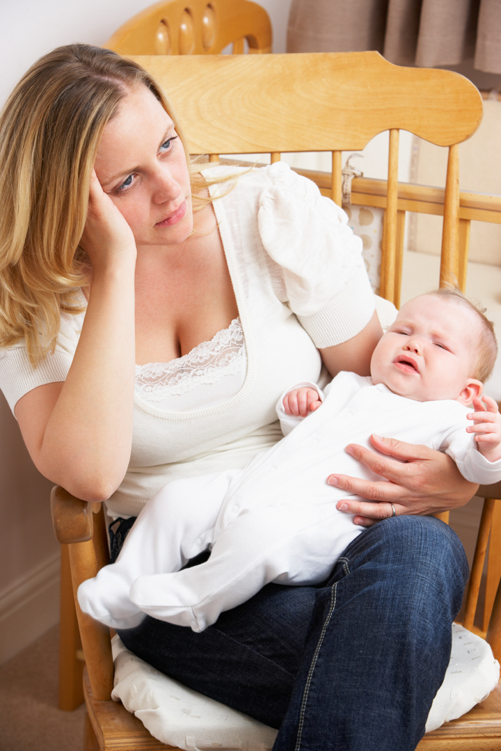 recognizing postpartum depression Read what causes postpartum depression, and learn to recognize the symptoms mom-isms postpartum depression (ppd) is the term for any downswings in mood that women may suffer after giving.