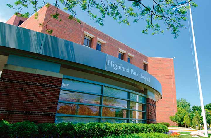 Highland Park Hospital Personalized Expert Care Northshore
