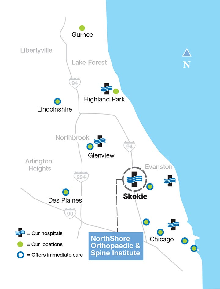 Orthopaedic Locations