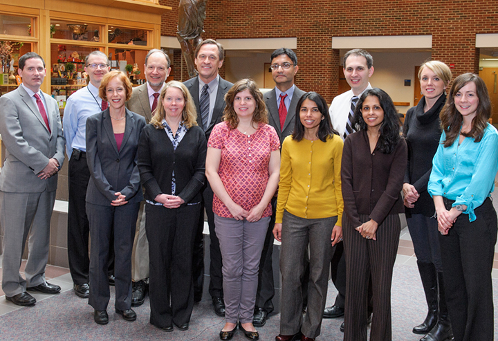 2014 Quality and Patient Safety Fellowship Program staff, fellows and scholars